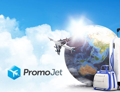 Promojet 网站建设项目--互诺科技