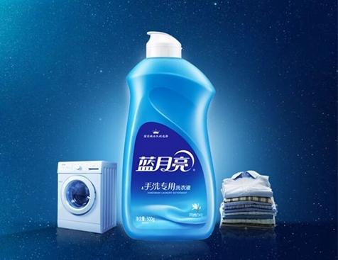 蓝月亮(中国)有限公司-机洗神器WEB网站建设项目