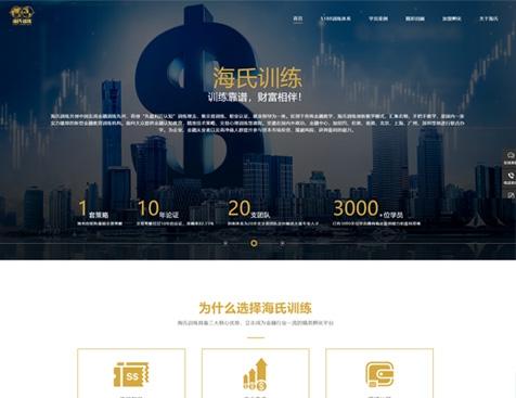 北京海氏文化传媒有限公司网站建设项目--互诺科技