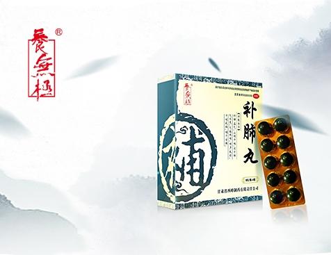 养无极(广东)药业有限公司网站建设--互诺科技