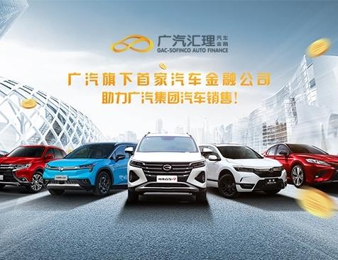 广汽汇理汽车金融有限公司网站建设项目