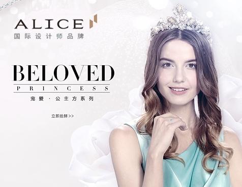 爱丽丝珠宝股份有限公司网站建设项目